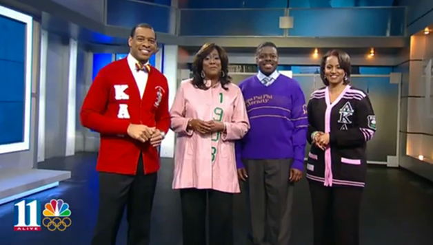 atlantas 11alive news team includes a delta que kappa