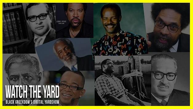 Happy Founders Day! Celebrity Men Of Alpha Phi Alpha ...