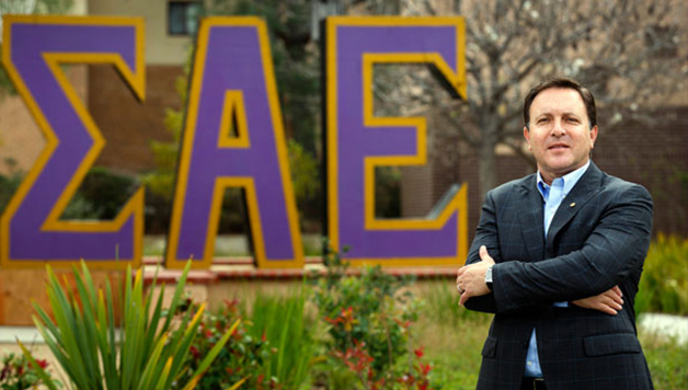Sigma Alpha Epsilon's National President of Responds To