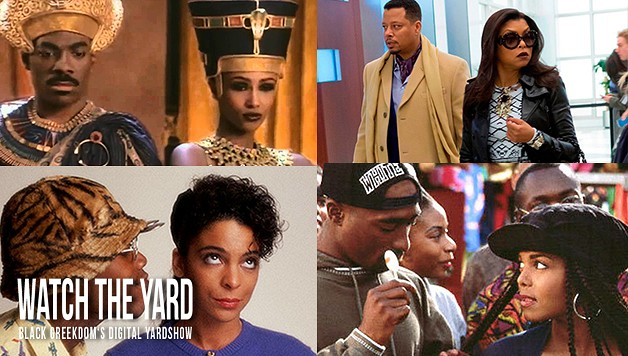 The Complete List of Badass DIY Halloween Costume Ideas for African American Couples  sc 1 st  Watch The Yard & My Boo! The Complete List of Badass DIY Halloween Costume Ideas for ...