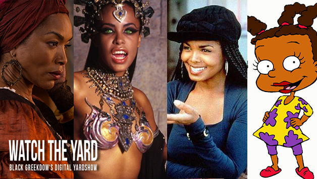 The Complete List Of Badass DIY Halloween Costume Ideas For Black Women  sc 1 st  Watch The Yard & The Complete List Of Badass DIY Halloween Costume Ideas For Black ...