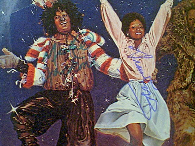 jackson michael diana ross nipsey russell the wiz 1978 sealed lp two record set 35