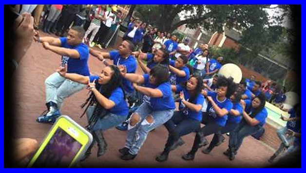 Watch The Joint Yard Show The Sigmas And Zetas Did At