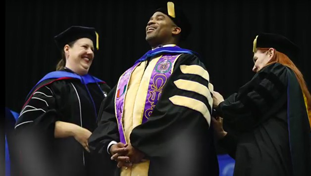 Inspirational This Brother Of Omega Psi Phi Videotaped