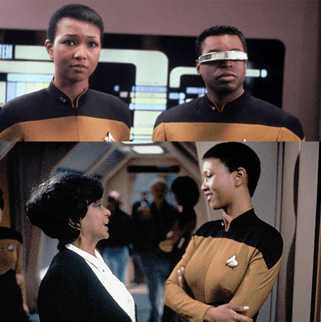 The First Black Woman In Outer Space Is A Member Of Alpha ...