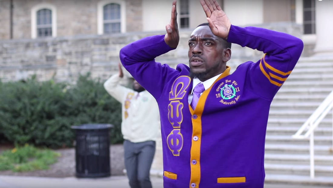 This Is How Omega Psi ...