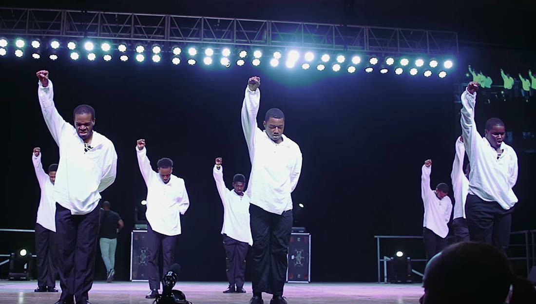 The Alphas At Howard Based Their Homecoming Step Show On ...