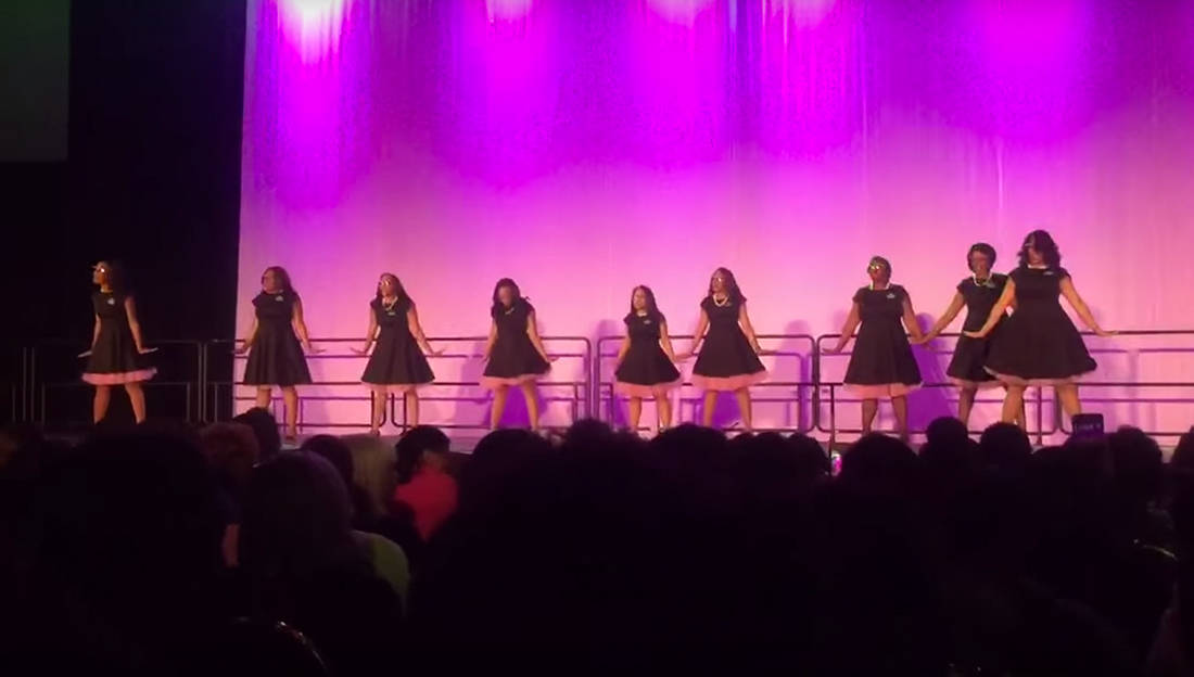 ALPHA KAPPA ALPHA HIDDEN FIGURES