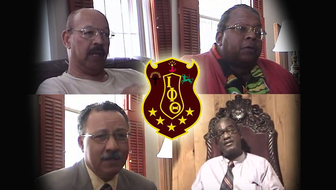 Iota Phi Theta founders interview