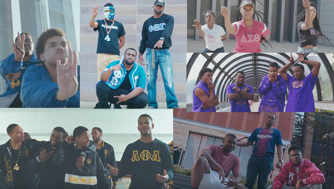This Is How Black Greeks at the University of Michigan