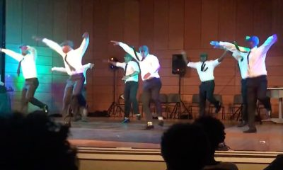 The Brothers Of Phi Beta Sigma Take 1st Place At University Mississippi S Homecoming Step Show