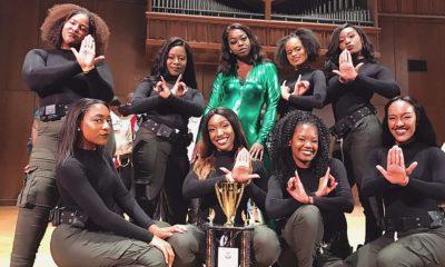How The Women Of Alpha Kappa Won University Florida S Step Show