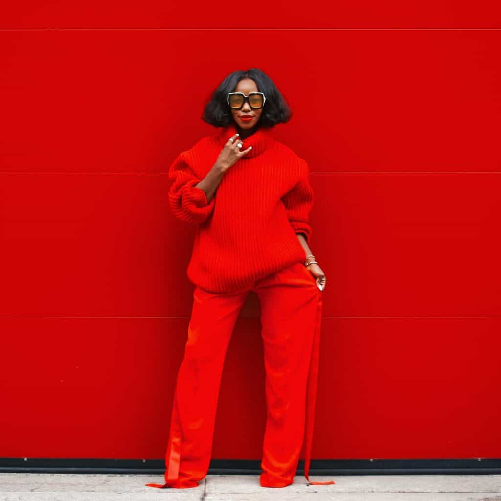 Kahlana Barfield Brown Instyle Delta Sigma Theta