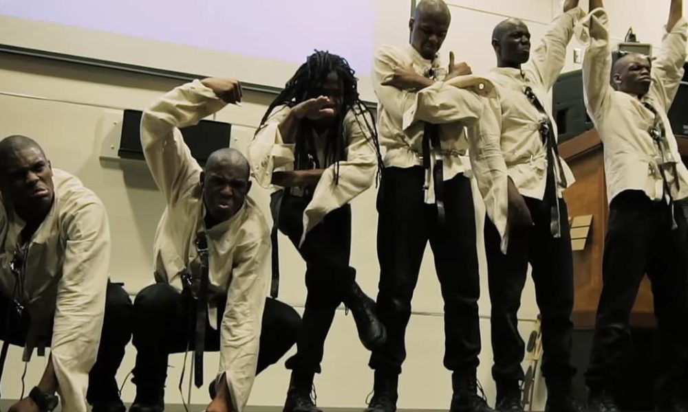 This Is How Alpha Phi Alpha Revealed Its New Line At