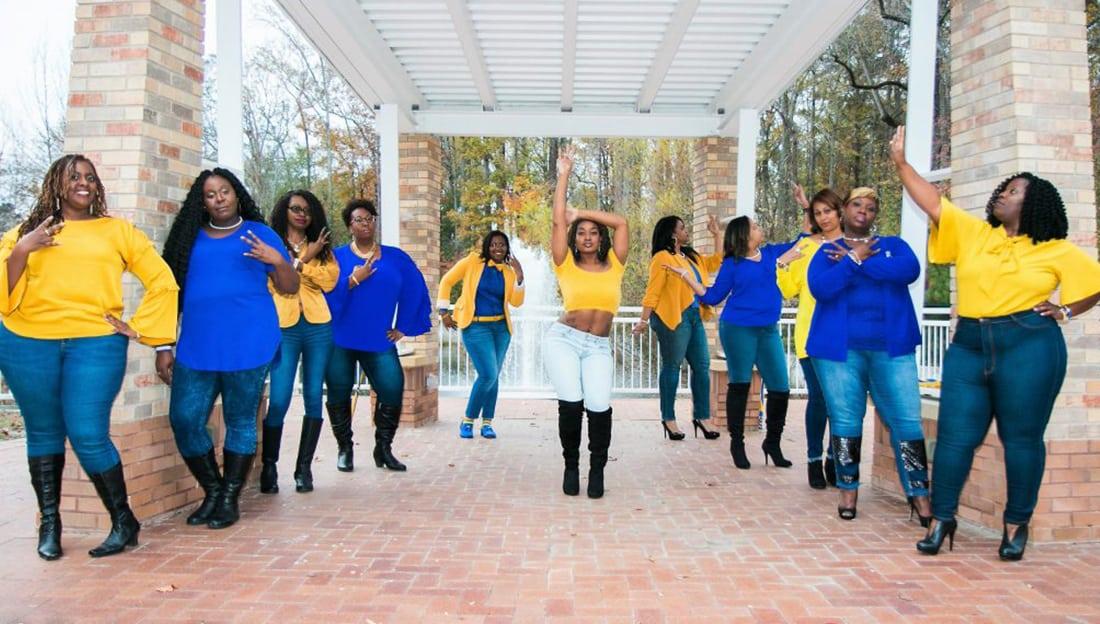 d0dcad6af9ff0 SLAY! These Atlanta Sorors of Sigma Gamma Rho Celebrated Their ...
