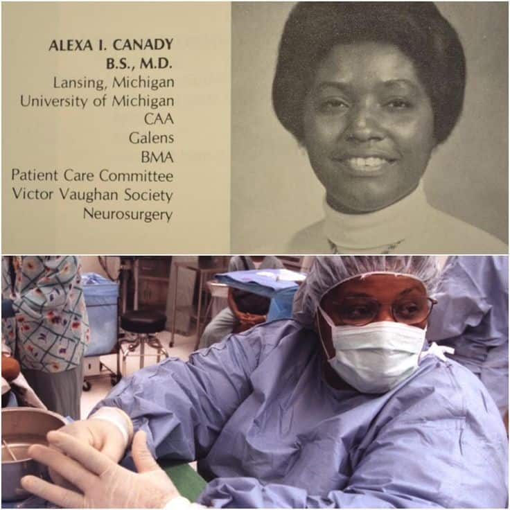 Image result for alexa canady