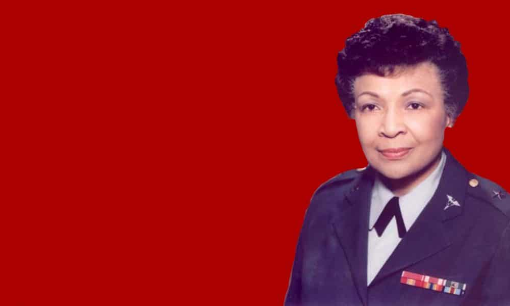 The First Black Woman General In The Us Army Was A Member