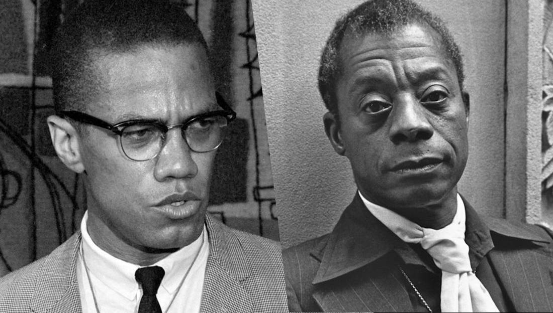 Listen to james baldwin debate malcolm x about black identity in 1963