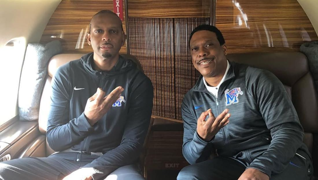the latest c56ee c84e4 Kappa Alpha Psi's Penny Hardaway Named Coach of the Memphis ...