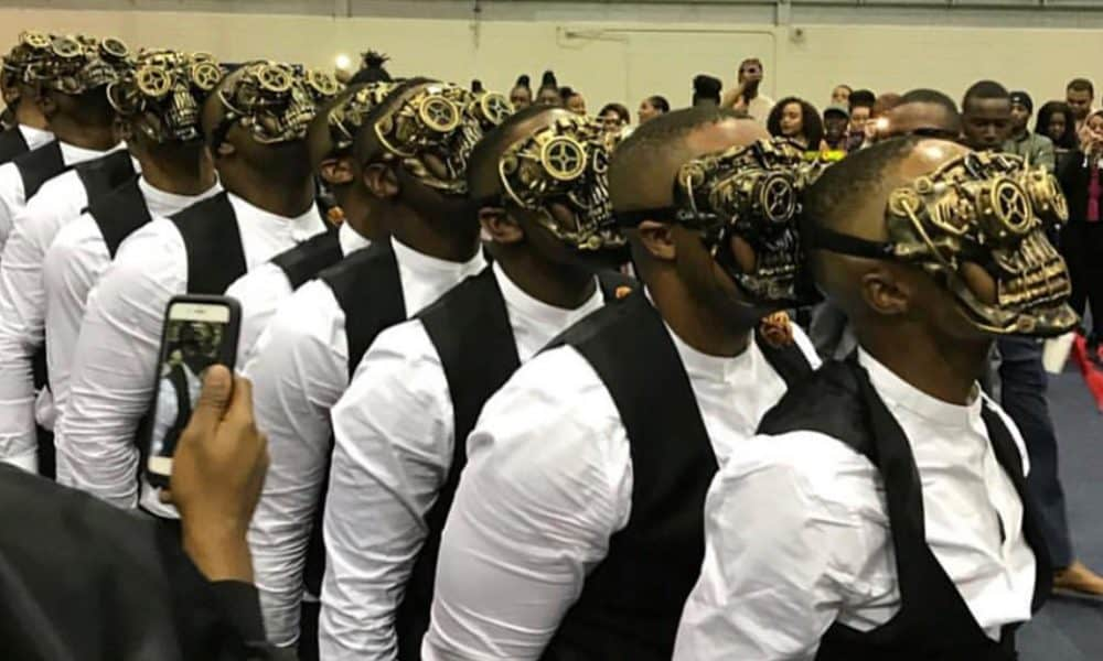 Alpha Phi Alpha Just Crossed A New Line At University Of