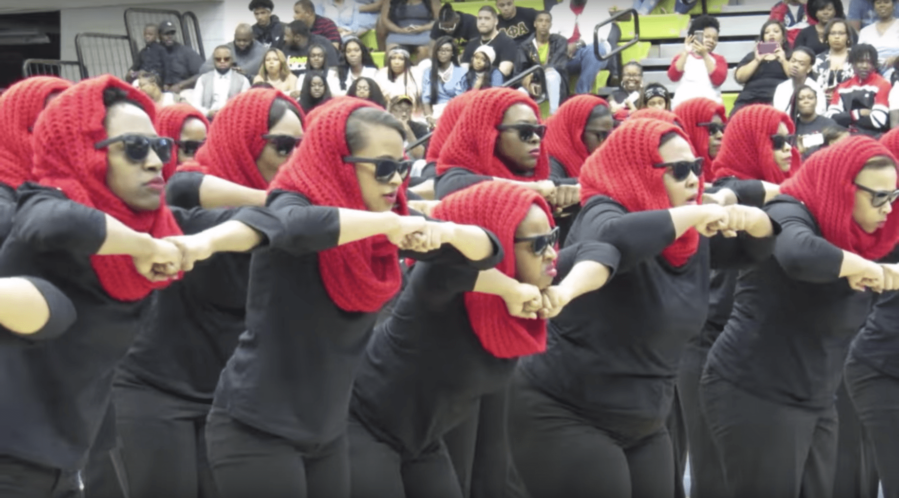 This Is How Delta Sigma Theta Revealed Its New Line At