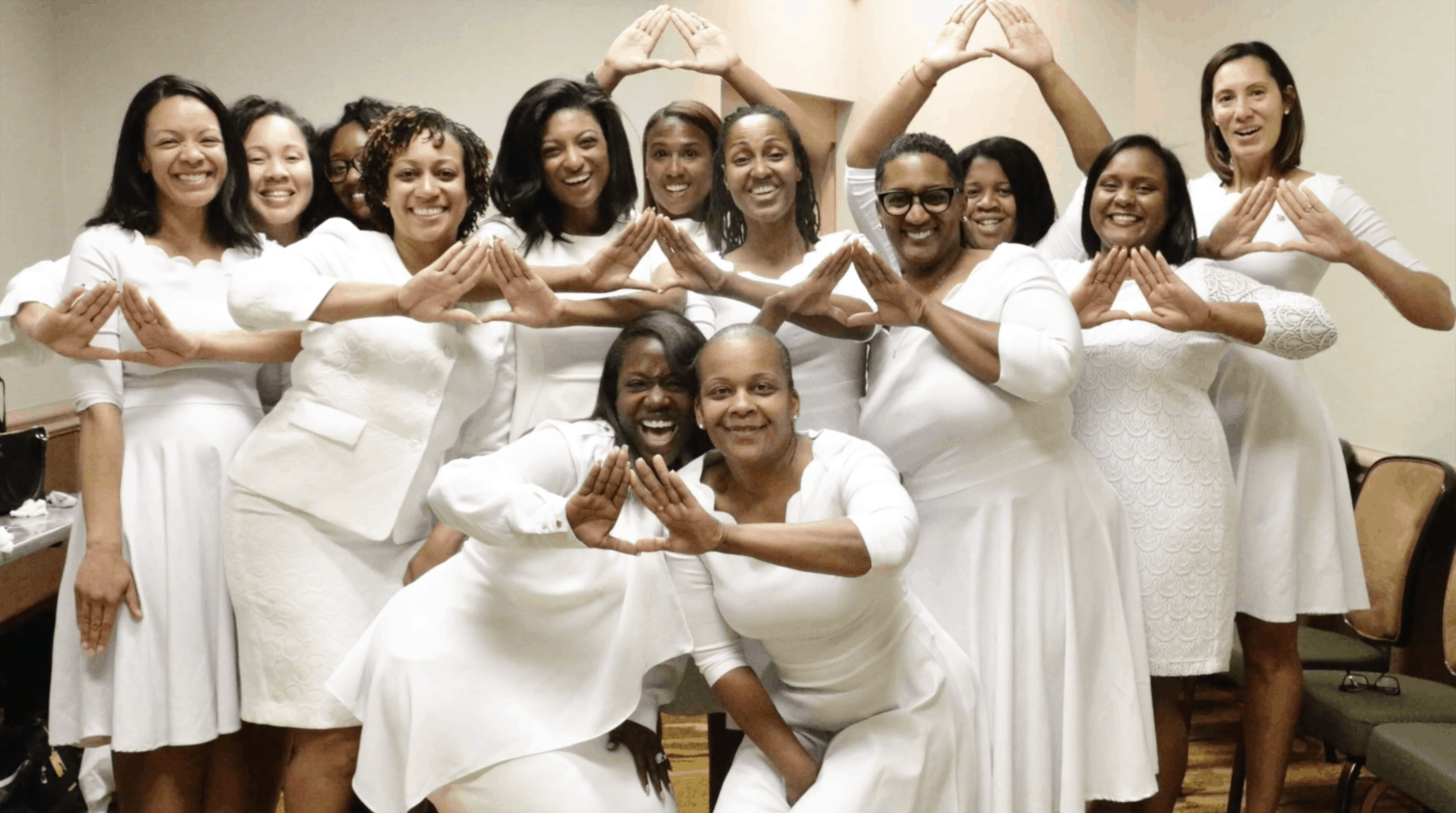 3622644fee7 This Delta Sigma Theta Alumnae Chapter Just Did One of the Most Solid  Neophyte Presentations of 2018