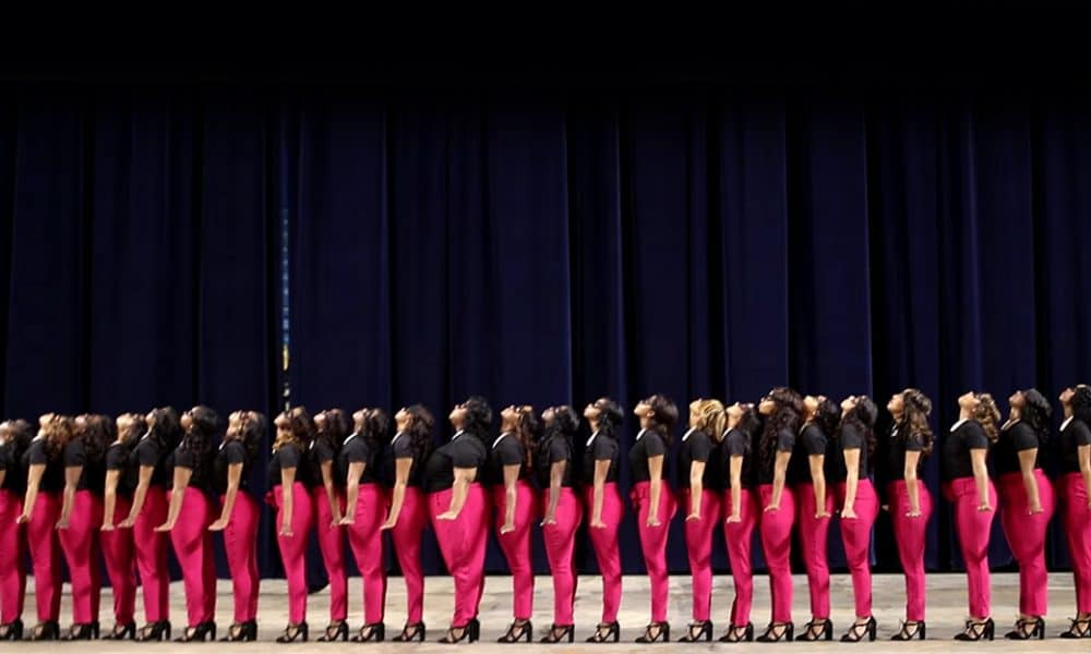 Skee Wee This Is How Alpha Kappa Alpha Revealed Its New