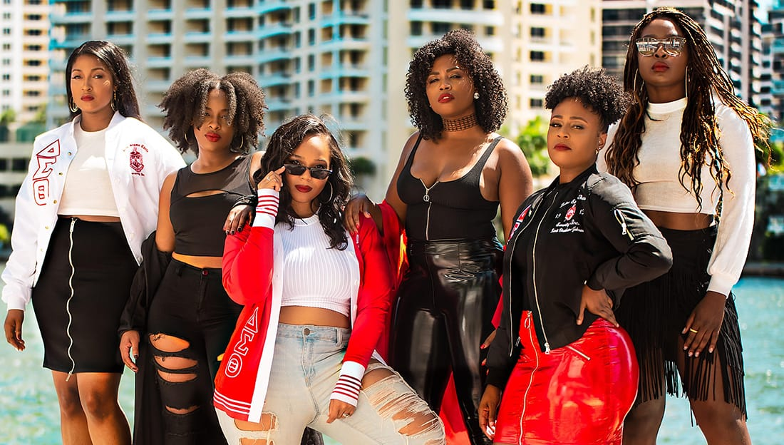 c92d8f10ff1 REDefined  Check Out These Stunning Photos of the Miami Alumnae Chapter of Delta  Sigma Theta