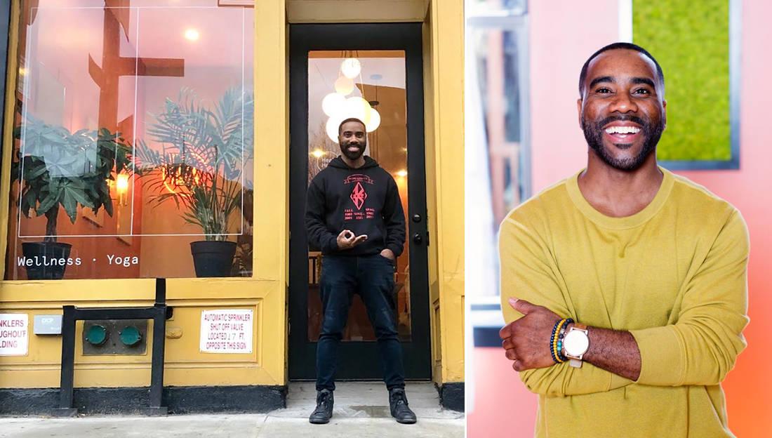 Kappa Alpha Psi Brother Opens Wellness Studio in Brooklyn