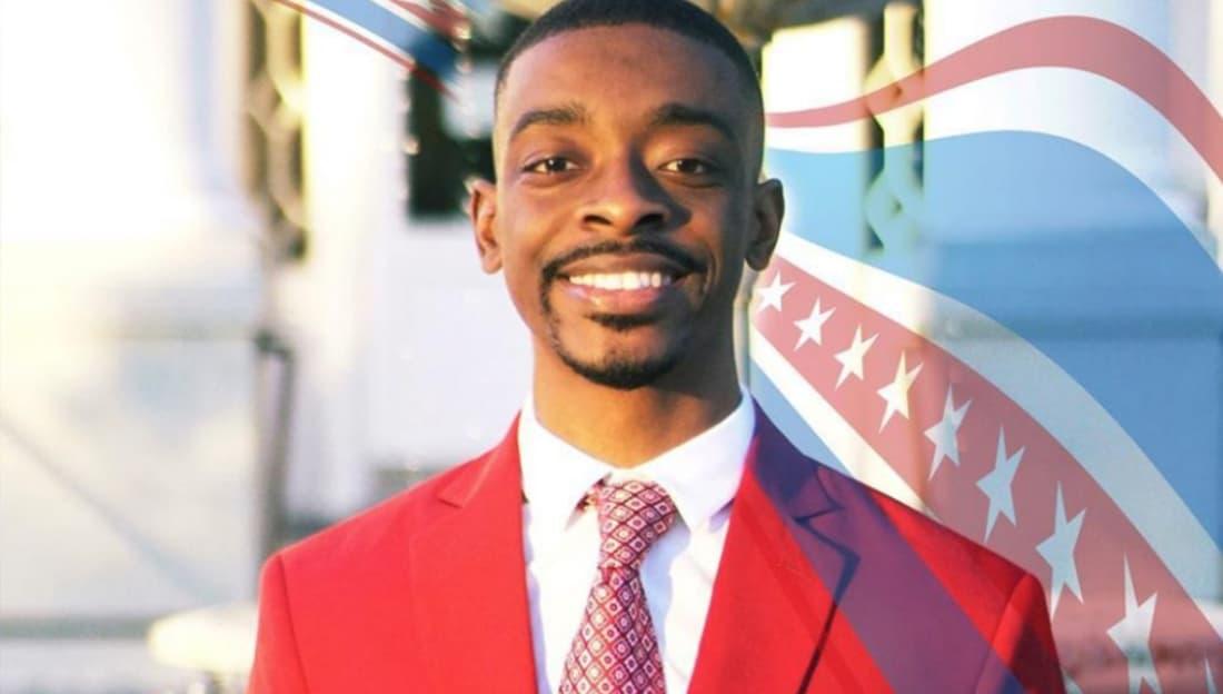 cfa94ee6 Leadership Highlight: Donald Moore Jr. The Polemarch of Kappa Alpha Psi at  Savannah State University